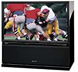 "Pioneer PRO 710HD - 64"" Elite rear projection TV ( CRT ) - widescreen - 1080i - black"