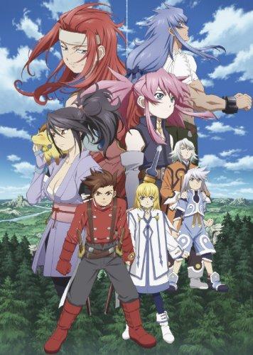 OVA「テイルズ オブ シンフォニア THE ANIMATION」テセアラ編 DVD 初回限定版 エクスフィア・エディション 第1巻