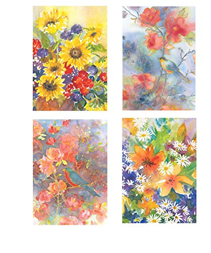 floral-notelets-x8