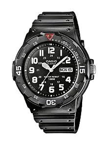 Casio Collection Herren-Armbanduhr Analog Quarz MRW-200H-1BVEF