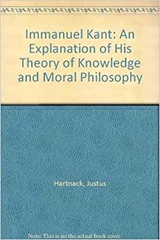 Immanuel kant and the theory of human knowledge