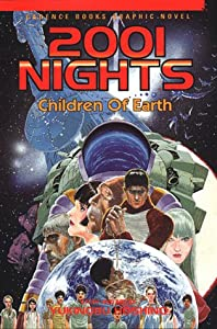 Children of Earth (2001 Nights, Vol. 3) by Yukinobu Hoshino