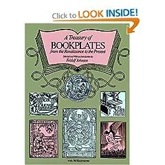 A Treasury of Bookplates