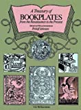 Fridolf Johnson A Treasury of Bookplates: From the Renaissance to the Present (The Dover pictorial archive series)
