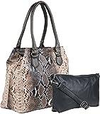 F Fashionstylus Handbag (Brown)