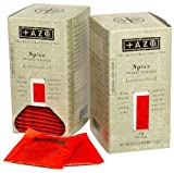 Tazo Sweet Cinnamon Spice Herbal Tea Filterbags with Dispenser, Six (6) 24-Count Filterbags (144 Bags Total)