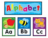 Carson Dellosa Alphabet Bulletin Board Set (119004)
