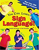 img - for You Can Learn Sign Language! book / textbook / text book