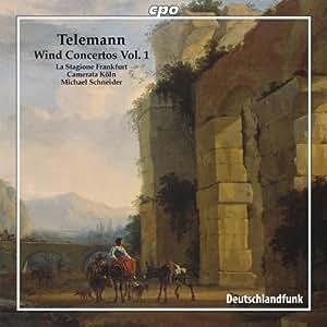 Wind Concertos Vol. 1