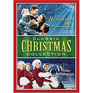 Classic Christmas Collection (It's A Wonderful Life: 60th Anniversary Edition / White Christmas)