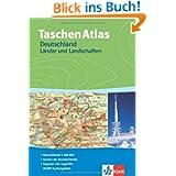 TaschenAtlas Deutschland - Länder und Landschaften