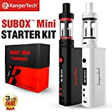 【スターターキット】KANGER TECH / SUBOX MINI (WHITE)