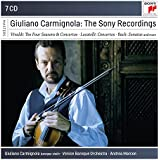 Giuliano Carmignola: The Sony Recordings (Coffret 7 CD)