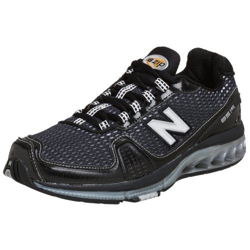 e5a4eff9c21be New Balance Men's MX8519 Training Shoe,Black/Silver,9 D