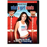 What a Girl Wants (Widescreen Edition) (Snap Case) ~ Amanda Bynes