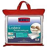 Oreiller Dodo Latex 55 cm x 40 cm ergonomique