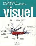 echange, troc Jean-Claude Corbeil, Ariane Archambault - Le visuel : Dictionnaire français-allemand