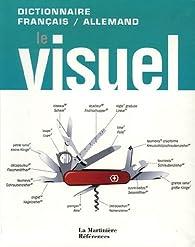 Le visuel : Dictionnaire fran�ais-allemand par Jean-Claude Corbeil