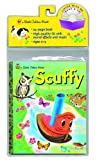 Scuffy the Tugboat (Little Golden Book & CD)