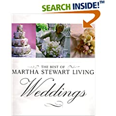 The Best of Martha Stewart Living: Weddings