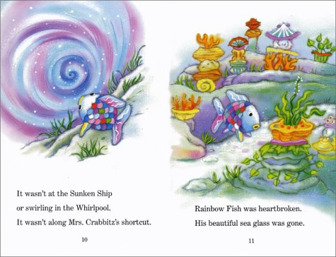 Rainbow Fish Finders Keepers