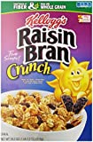 Kellogg's Raisin Bran Raisin Bran Crunch Cereal - 18.2 oz