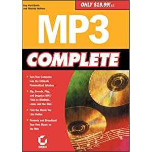 MP3 Complete Guy Hart-Davis and Rhonda Holmes