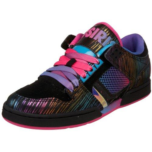 osiris s nyc 83 vulc skateboarding shoe black pink