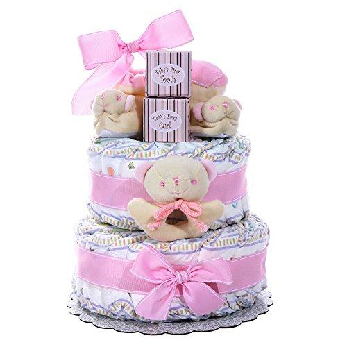 Bootie Diaper Cake front-1048762