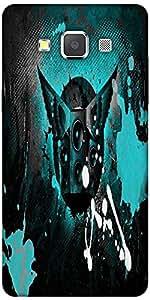 Snoogg Retro Rose Background Designer Protective Back Case Cover For Samsung ...