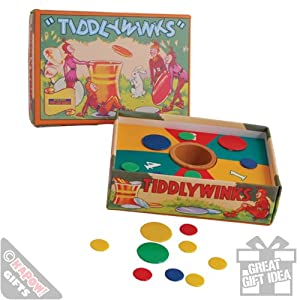 Pixie Tiddlywinks from Perisphere & Trylon - retro games