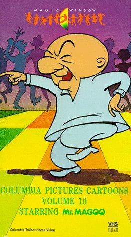 Columbia Pictures Cartoons  Vol. 10: Mr. Magoo [VHS] [Import]