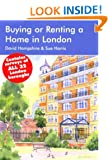 Buying or Renting a Home in London