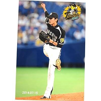 阪神タイガース 藤浪晋太郎 生写真 2014.07.15 投球後