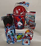 Spiderman 12 Piece Gift Set for Boys