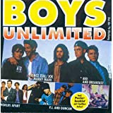Take That, Worlds Apart, Boyzone, Richard Grieco, Fabian Harloff, Jodeci..by Boys Unlimited (1995)