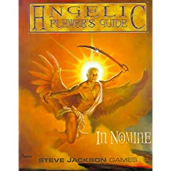 In Nomine Angelic PG by James Cambais, Sam Chupp, David Edelstein and Matthew Grau