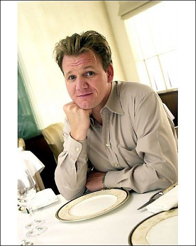 Photographic Prints of Gordon Ramsay from Mirror Photos