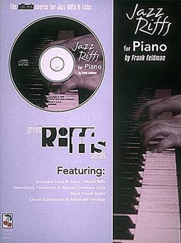 Jazz Riffs for Piano (Great Riffs Series)