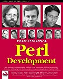 img - for Professional Perl Development book / textbook / text book