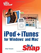 iPod + iTunes for Windows and Mac in a by Tiemann