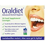 Oraldiet Tablets (30 x Oral Hygiene Lozenges)