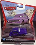 Disney Pixar Cars 2 DON CRUMLIN