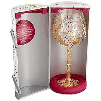 Wine Glass, Multicolor