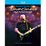David Gilmour: Remember That Night - Live At The Royal Albert Hall [Blu-ray] ~ David Gilmour