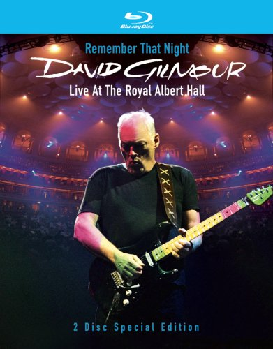 David Gilmour: Remember That Night (2007) BDRip (2007)