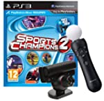 Sports Champions 2 con Move Kit [Bundle]