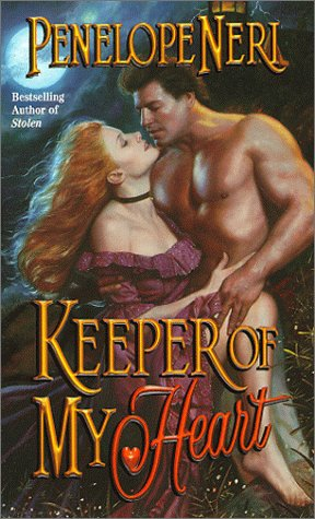 Image for Keeper of My Heart (Leisure Historical Romance)