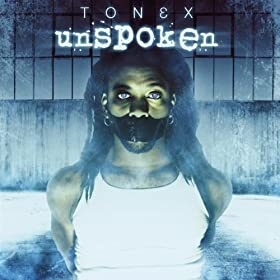 Tonex: Unspoken (Album Cover)