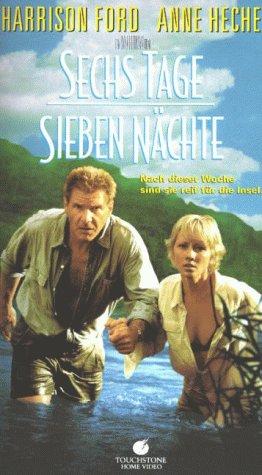 Sechs Tage, sieben Nächte [VHS]